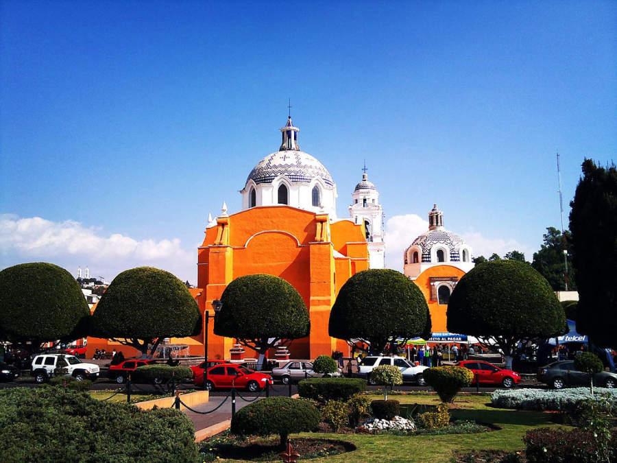 La Parroquia de San José en Tlaxcala es una importante construcción de estilo barroco