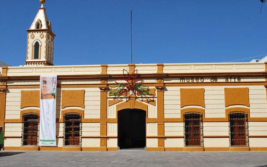 Museo de Arte de la ciudad de Tlaxcala de Xicohténcatl