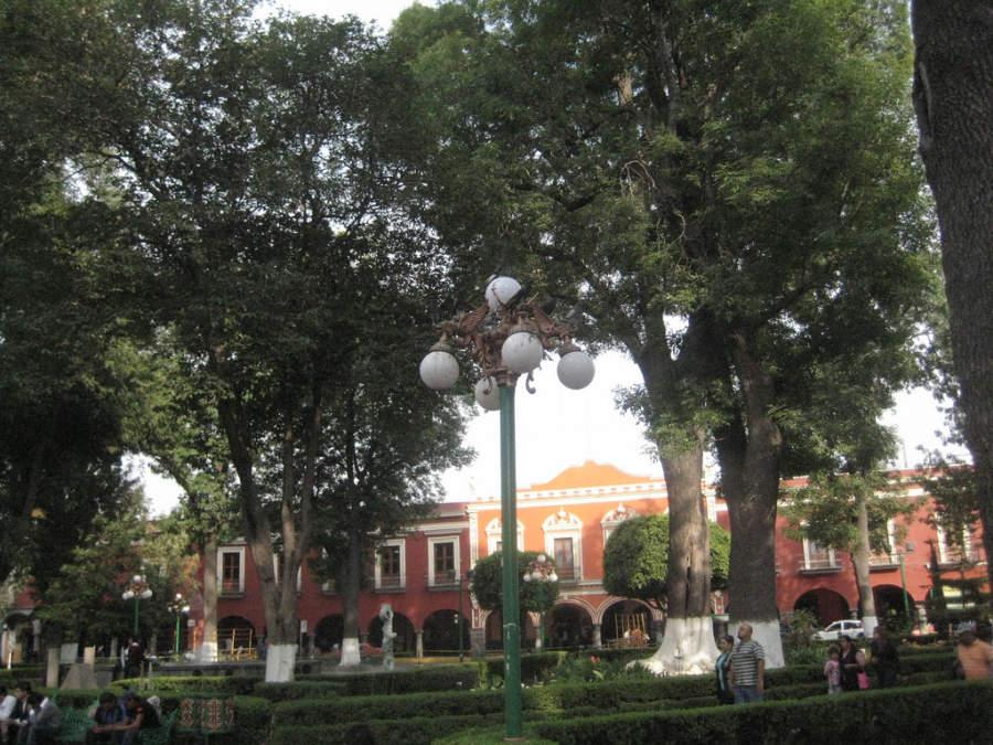 Plaza de la Constitución, Tlaxcala de Xicohténcatl