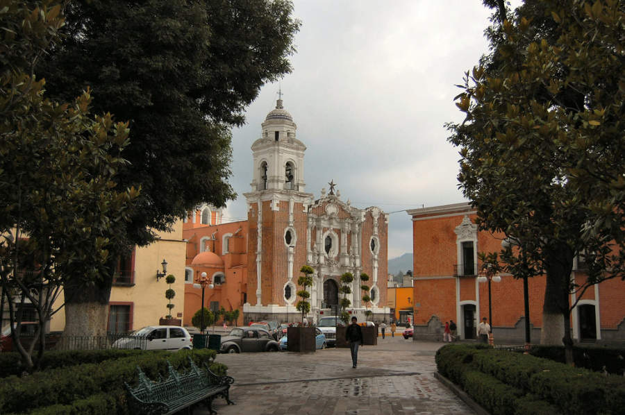 Centro histórico de Tlaxcala