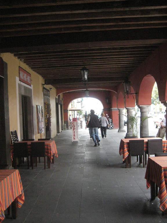 Los Portales de Tlaxcala