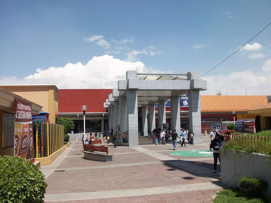 El centro comercial Plaza Aragón recibe a cerca de 70 millones de personas al año