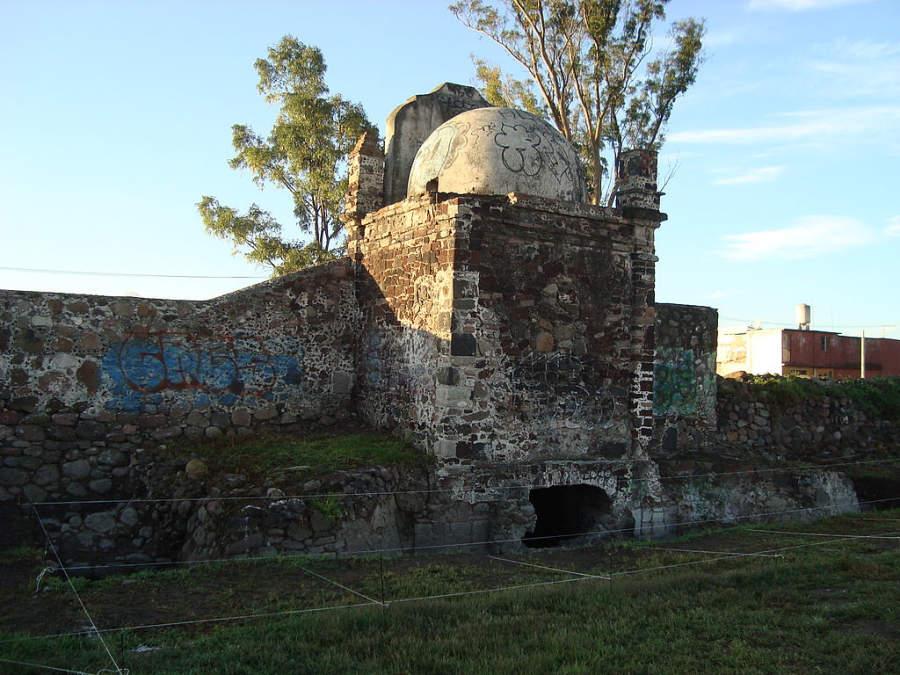Compuerta del Albarradón de San Cristóbal
