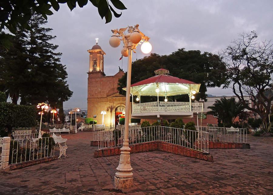 Capilla San Pedro en Ecatepec