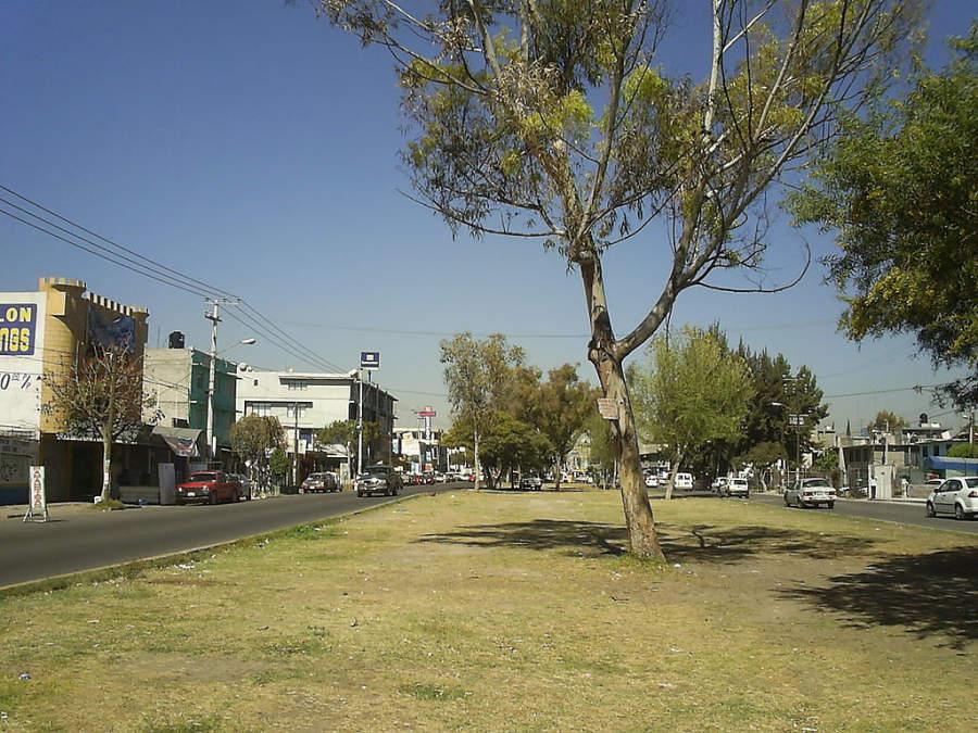 Avenida Jardines de Morelos en Ecatepec