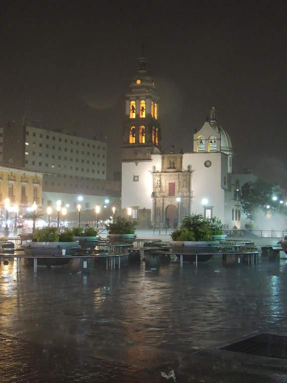 Catedral de Nuestra Señora de la Limpia Concepción de María en Irapuato