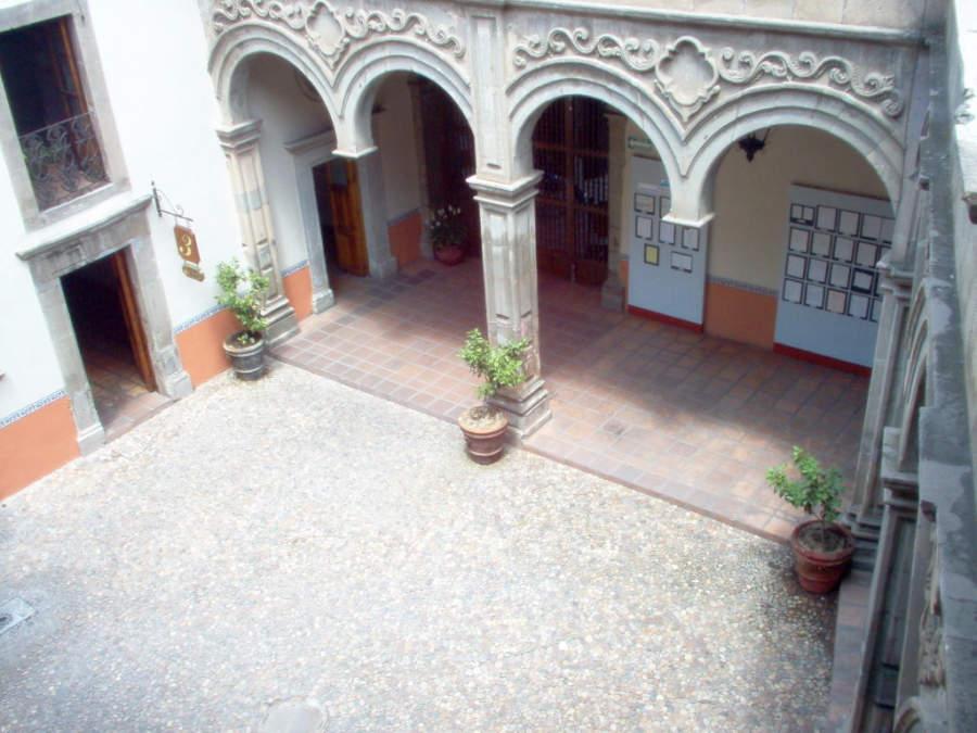 Interior del Museo de la Ciudad en Irapuato