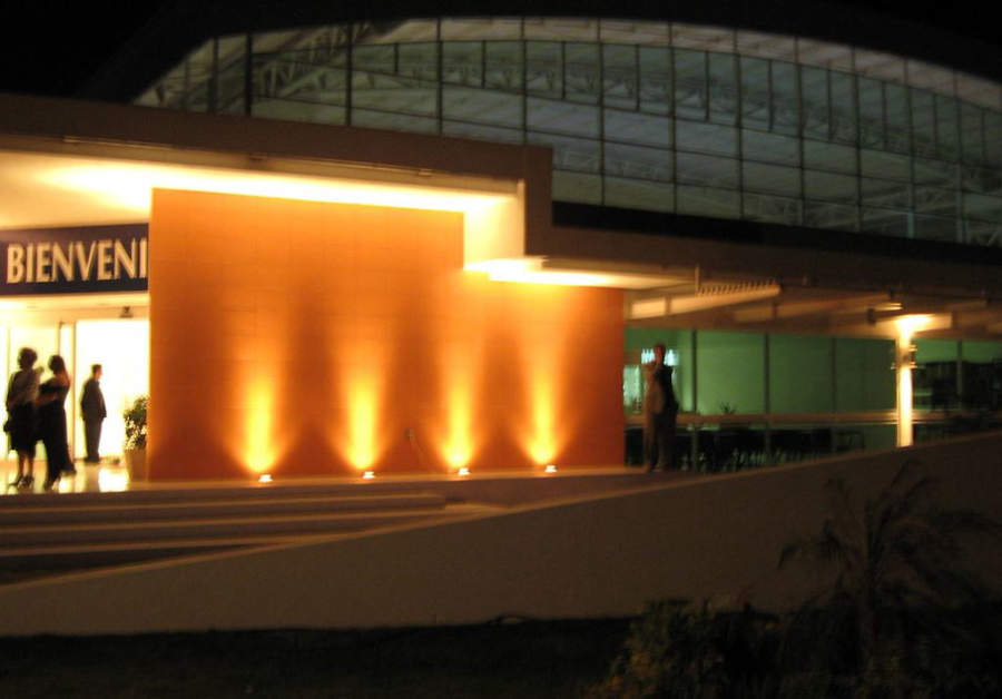 Edificio de la Universidad Liceo Cervantino en Irapuato