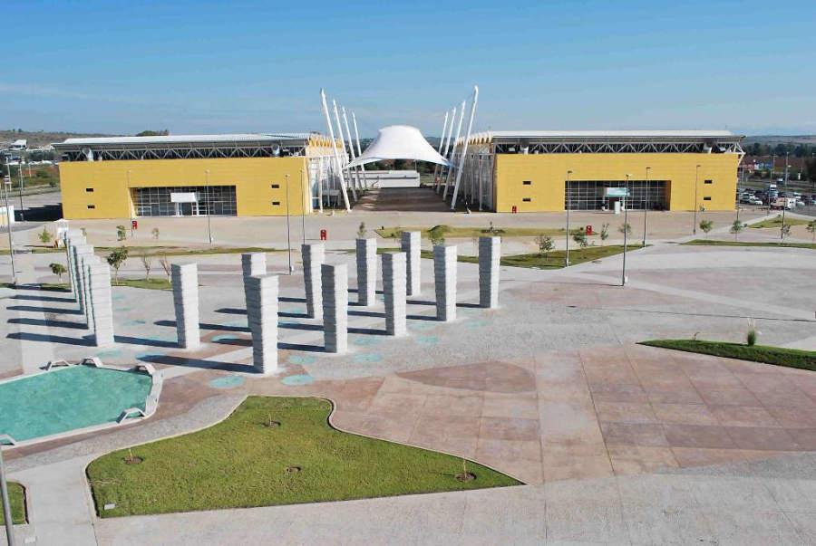 Plaza multifuncional en Irapuato, Guanajuato