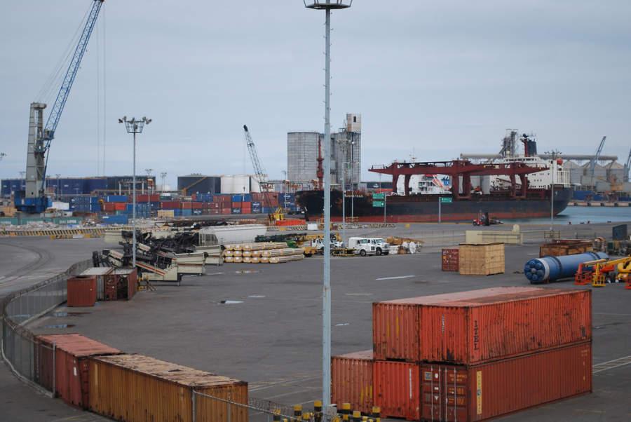 El Puerto de Veracruz es el más importante y antiguo de México