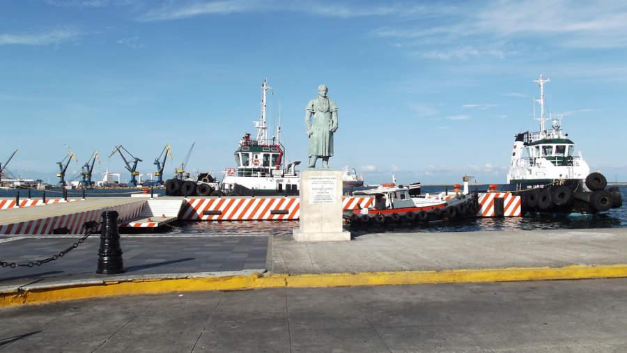 Bahía del Puerto de Veracruz