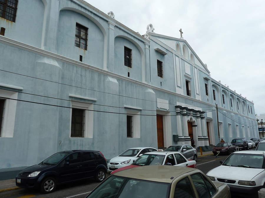 Fachada del Convento Hospital de los Santos Reyes