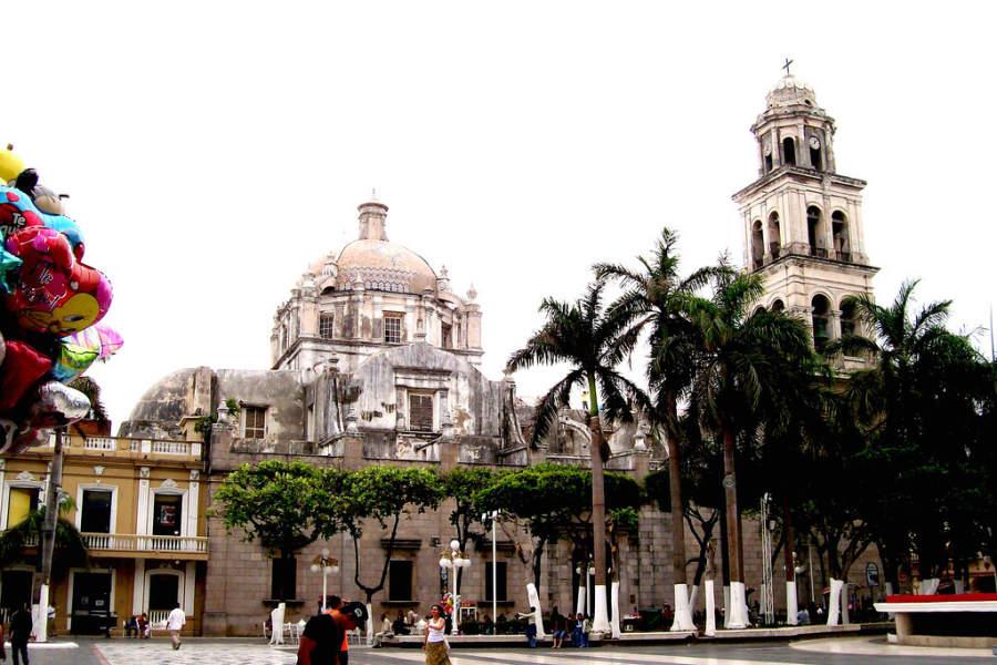 La Catedral de Veracruz es uno de los edificios más antiguos de América