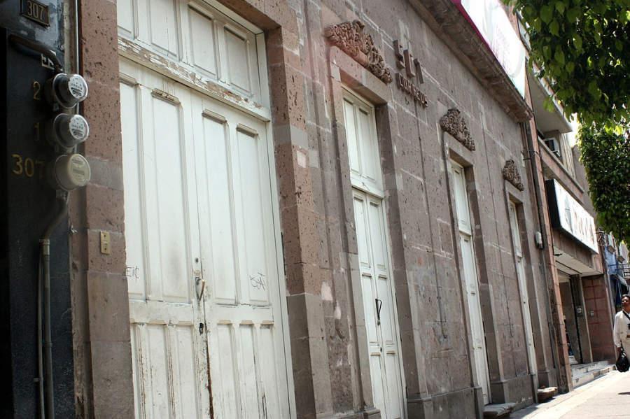 En Celaya hay varios edificios antiguos que conservan su fachada colonial