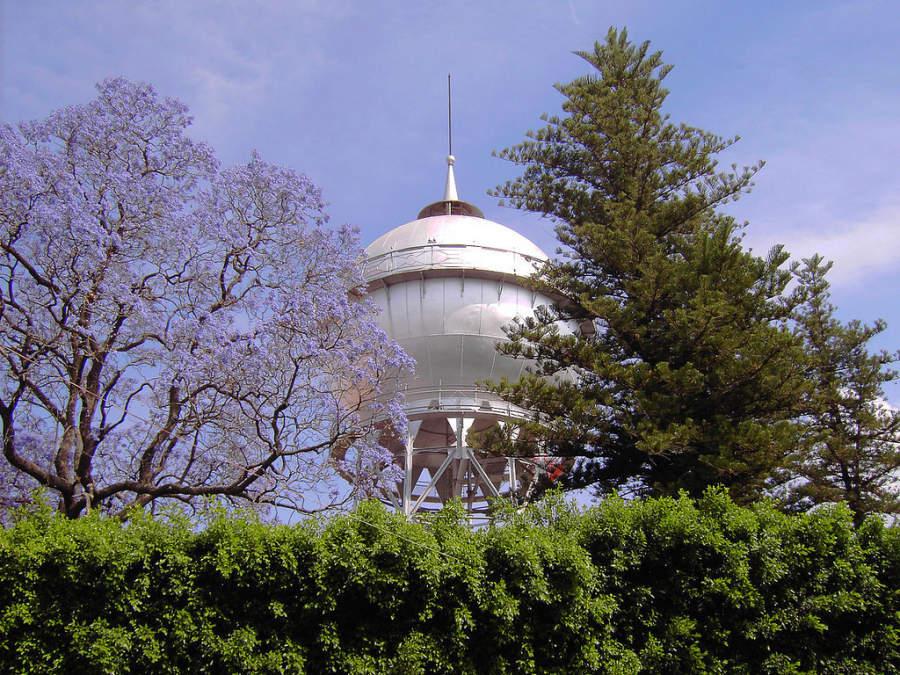 La Torre Hidráulica es considerada el ícono más reconocido de Celaya