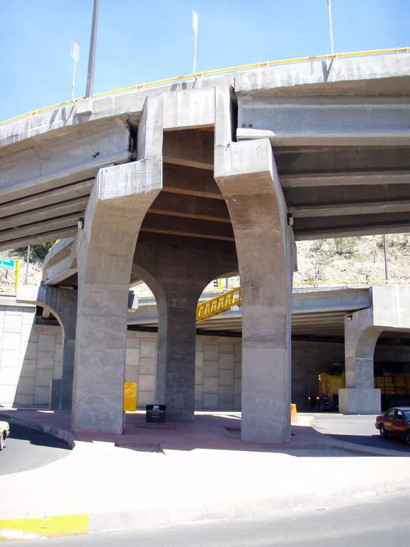 Distribuidor vial Buenos Aires en Nogales, Sonora