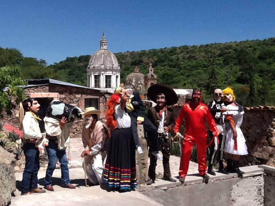 El Torito, danza tradicional de Silao