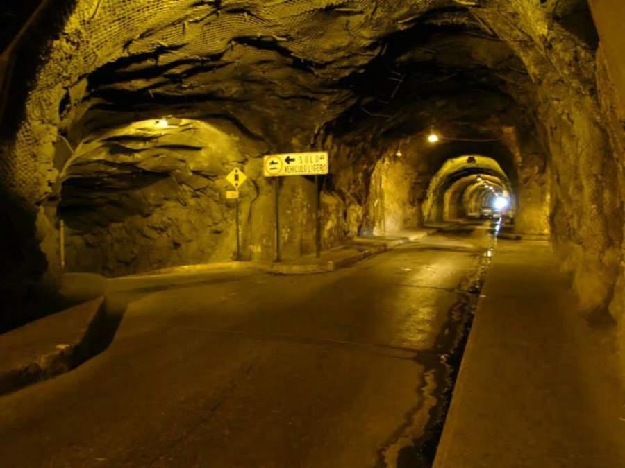 Túneles del estado de Guanajuato