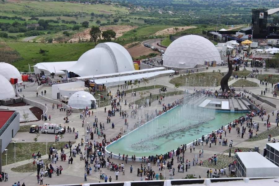Parque Guanajuato Bicentenario en Silao