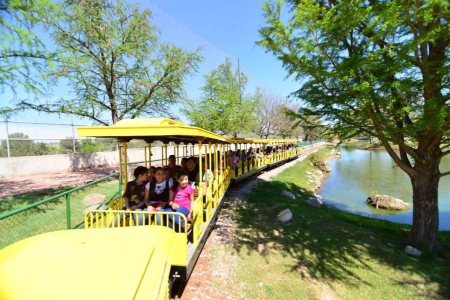 El Parque Xochipilli ofrece numerosas actividades para los más pequeños