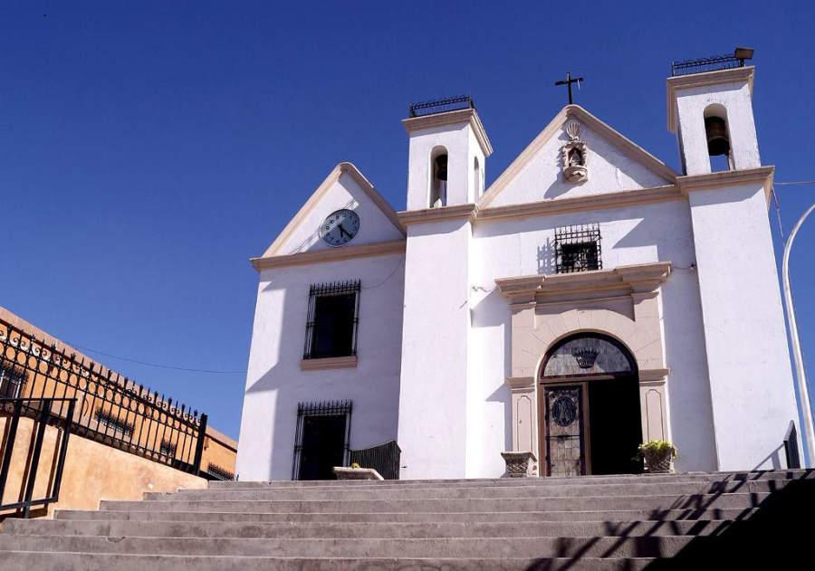 Ermita de Zapopan en Monclova, una réplica de la iglesia que se ubica en Jalisco