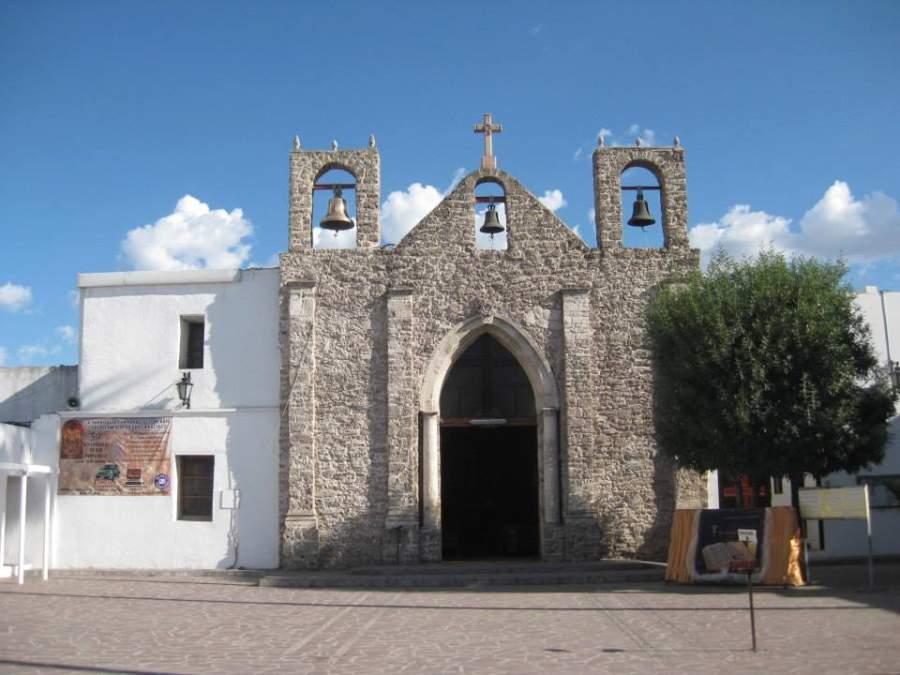 Parroquia de San Francisco de Asís en Monclova, Coahuila