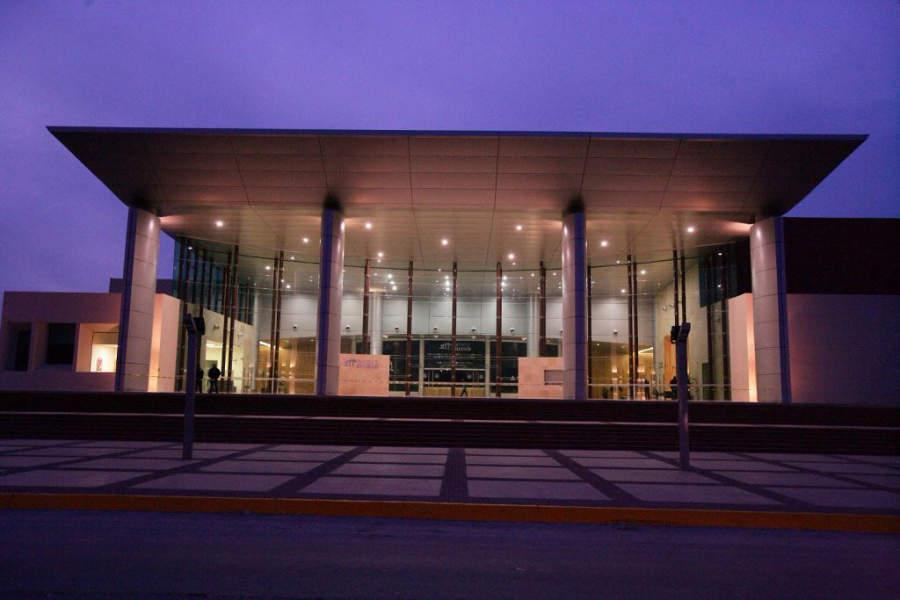 Teatro de la Ciudad en Monclova, Coahuila