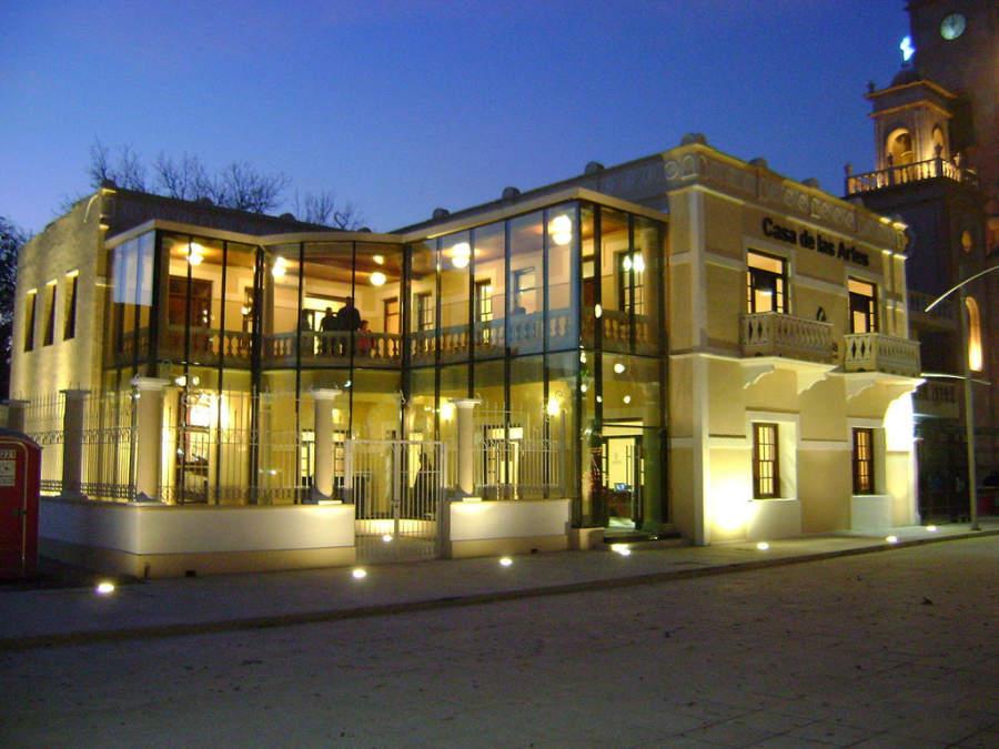 La Casa de las Artes se halla en la Gran Plaza