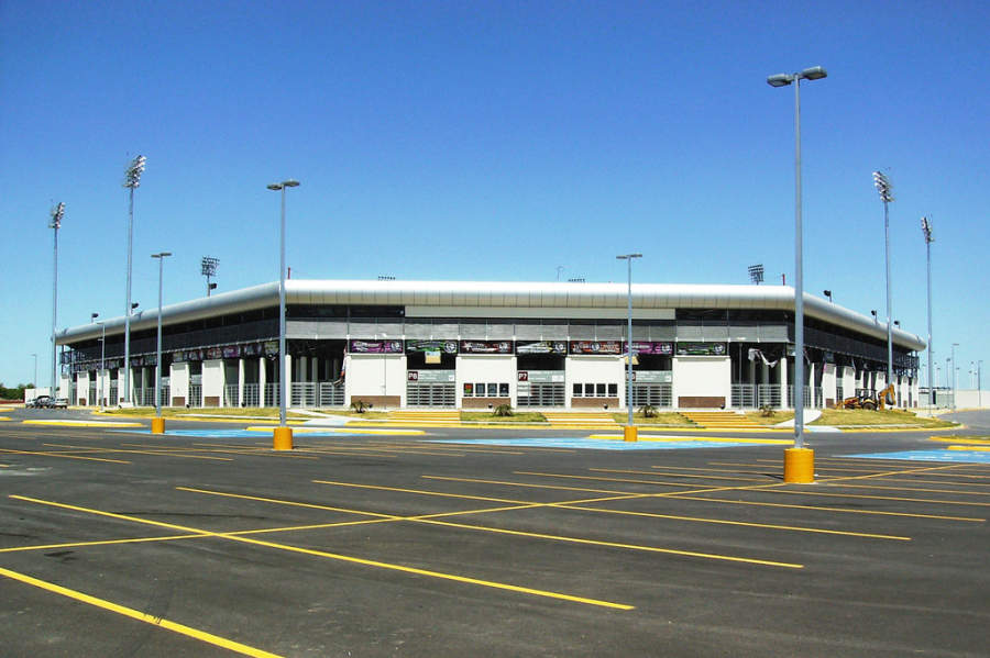 Ciudad Deportiva de Nuevo Laredo