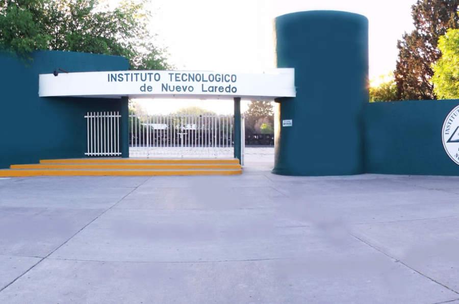 Entrada del Instituto Tecnológico de Nuevo Laredo
