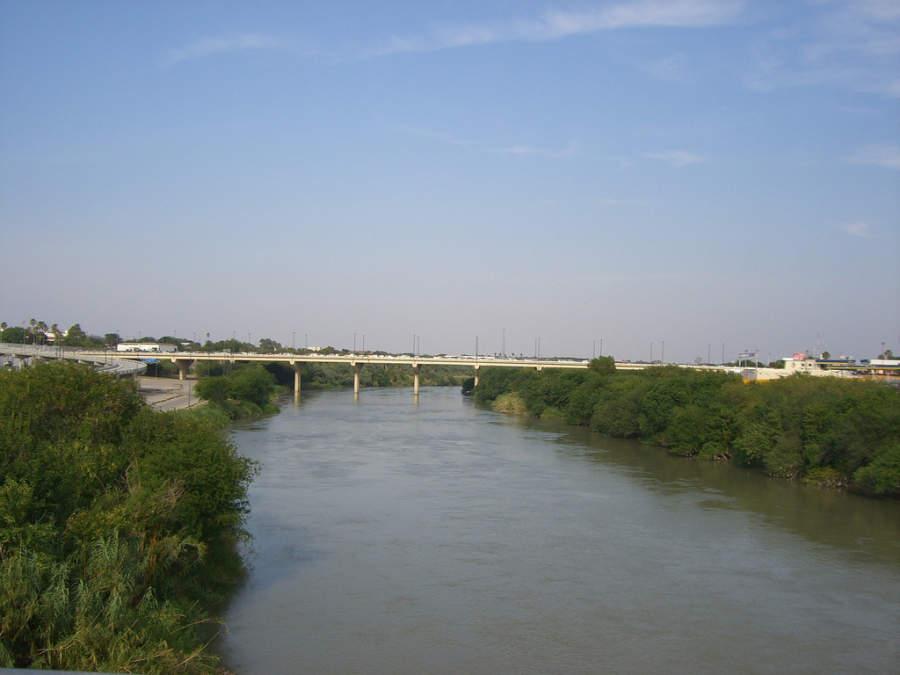 Nuevo Laredo está en las inmediaciones del río Bravo