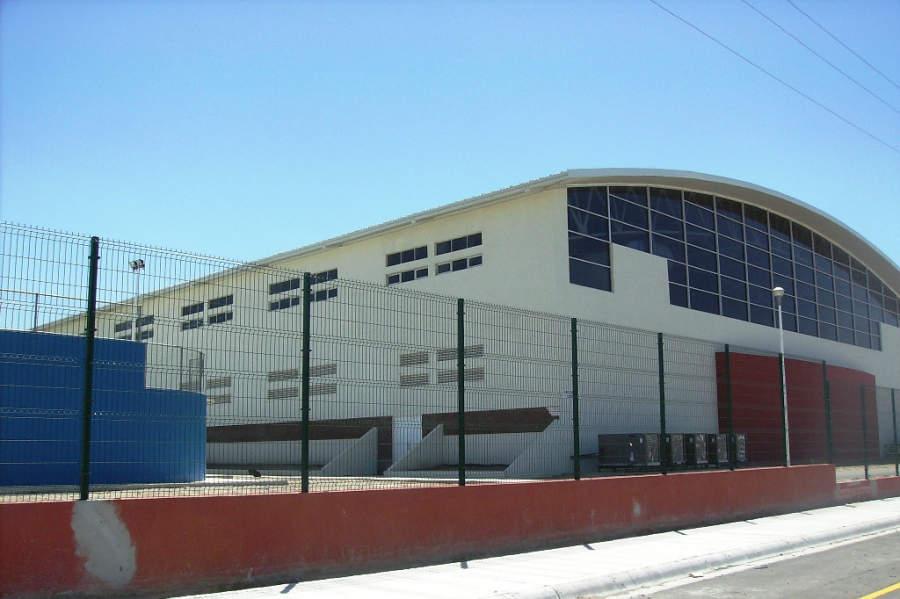 Gimnasio Multidisciplinario de Nuevo Laredo