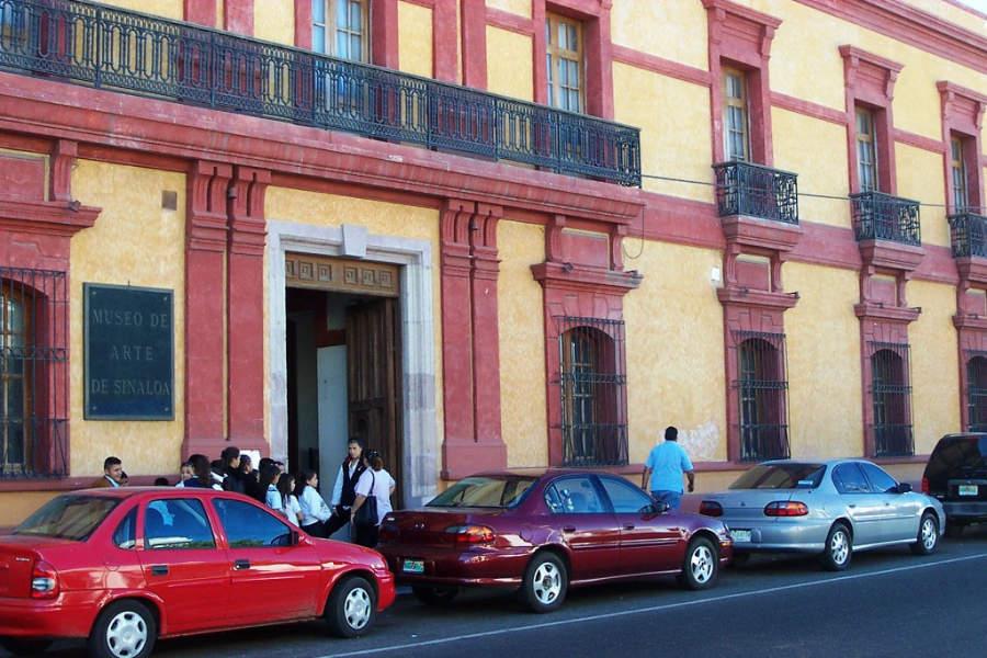 El Museo de Arte de Sinaloa en Culiacán exhibe piezas del Dr Atl