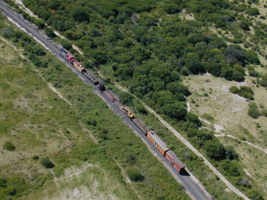Tren de la sierra de Choix a El Fuerte, Culiacán