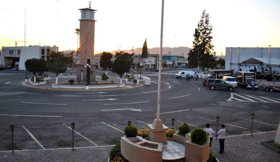 Circuito del Reloj Público, Delicias