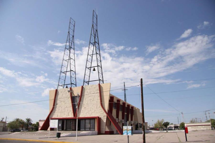El Santuario de Guadalupe es de corte modernista