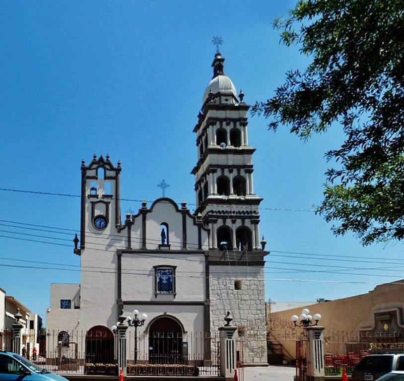 Iglesia de San Francisco de Asís, Ciudad Apodaca