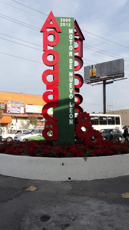 Ciudad Apodaca es un reconocido centro industrial de Nuevo León