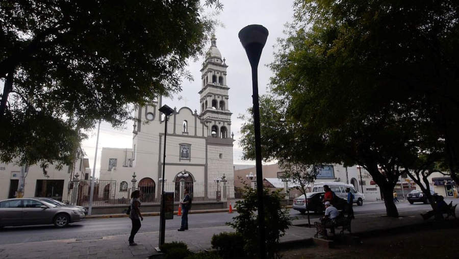 Centro de Ciudad Apodaca