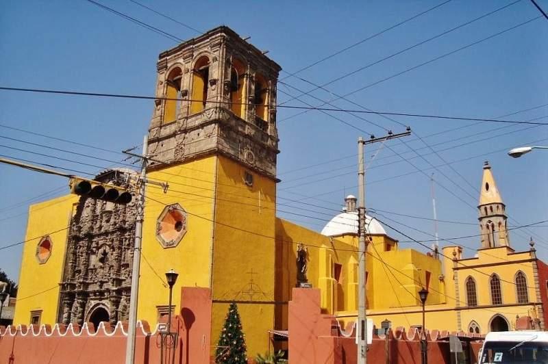 La Parroquia Antigua fue la primer iglesia en construirse en Salamanca