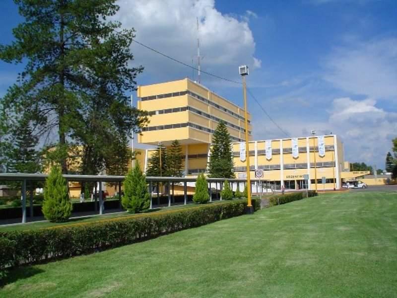Un edificio industrial en Salamanca