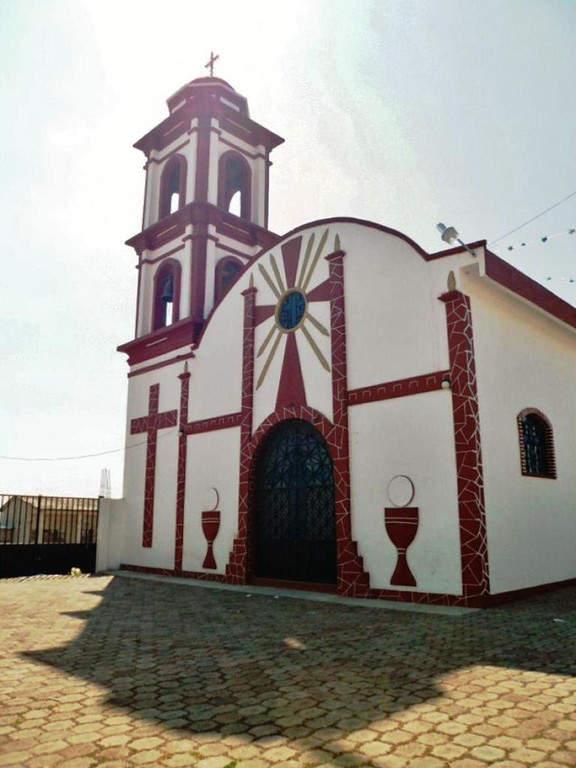 Iglesia Santo Alexis Falconieri en Ixtapan de la Sal