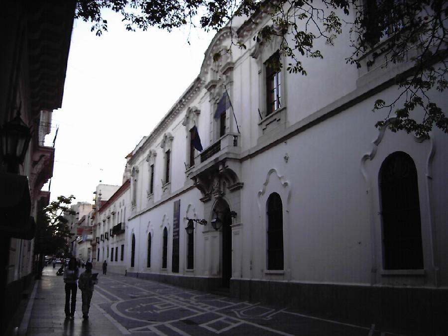 Calle Obispo Trejo, Manzana Jesuítica