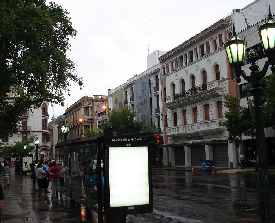 Calle 27 de abril en Córdoba, Argentina
