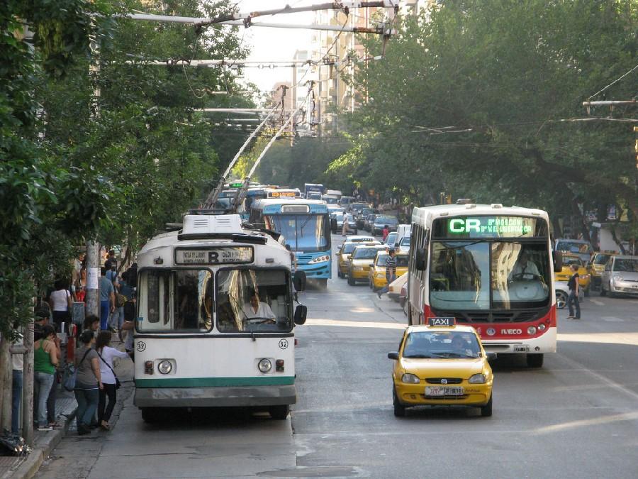 Transporte público de Córdoba