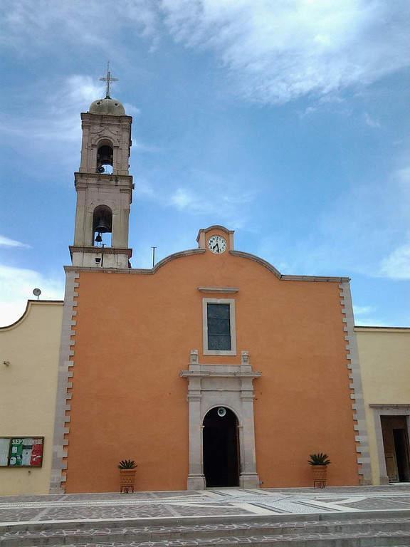 Templo de San Miguel Arcángel en Lagos de Moreno