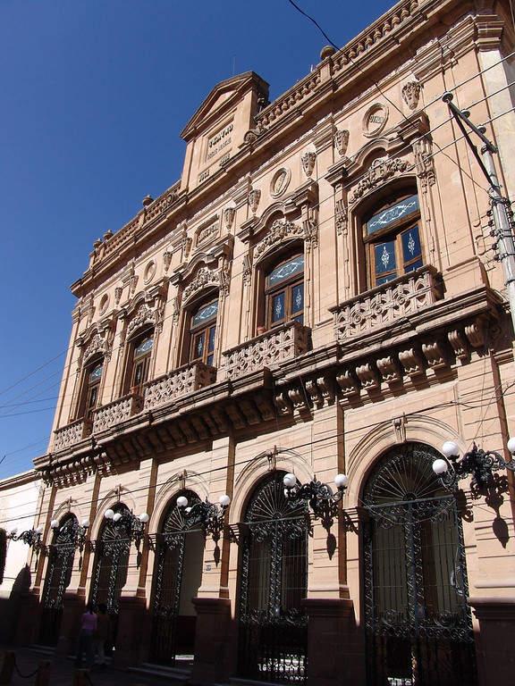 Teatro José Rosas Moreno en Lagos de Moreno