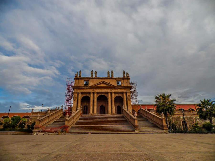 Templo del Calvario en Lagos de Moreno