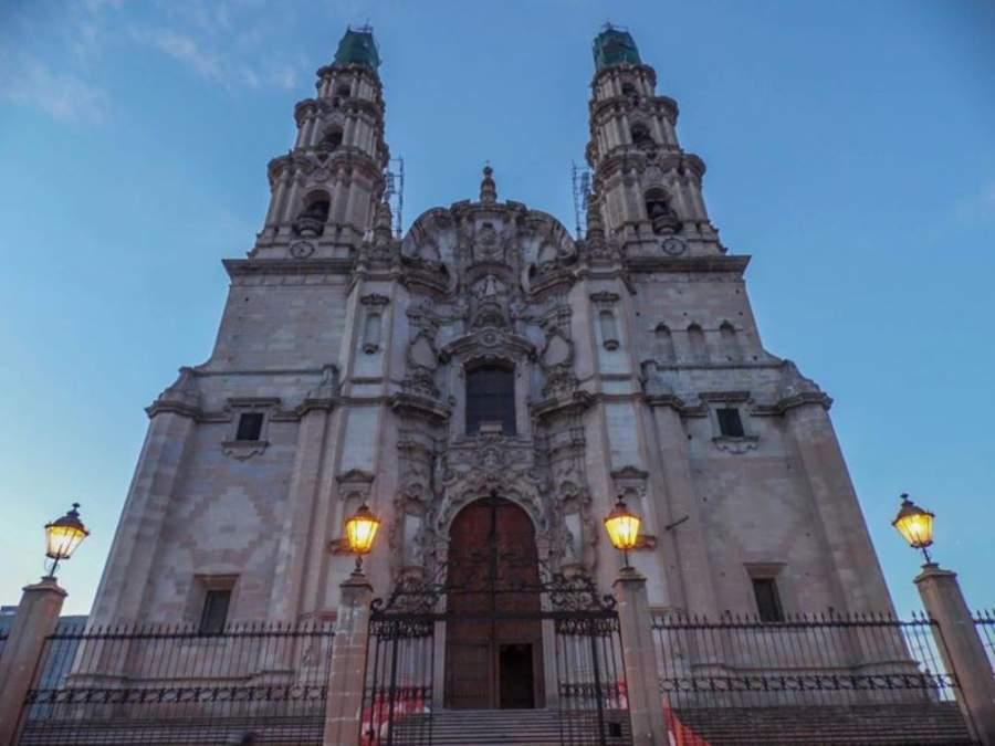 Parroquia de Nuestra Señora de la Asunción en Lagos de Moreno