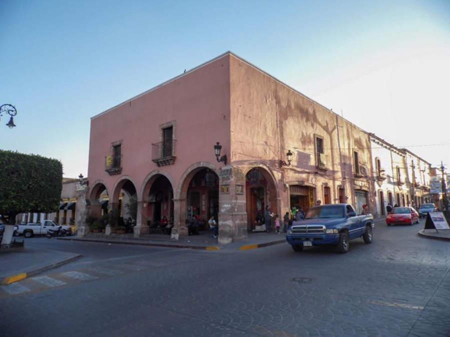 Plaza de los Mariachis en Lagos de Moreno